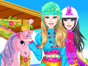 Barbie Pony Tale