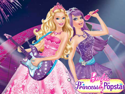 Barbie Princess Popstar