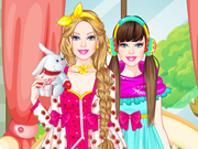 Barbie Sleepover Princess