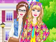 Barbie Sorority Girl