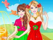 Barbie Strawberry Princess