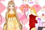 Barbie Type Doll Dressup