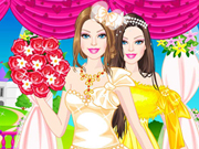 Barbie Wedding Crasher