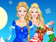 Barbie Winter Princess