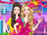 Barbies New Years Eve