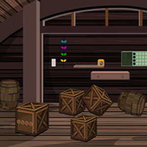 Barrel house escape