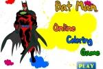 Batman Online Coloring Game