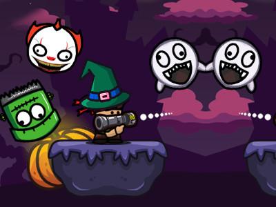 Bazooka and Monster 2 Halloween