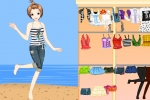 Beach Girl 2 Dressup