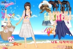 Beach Vacation Dress-Up