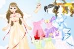 Become An Angel Dress Up
