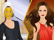 Bellas Vampire Makeover