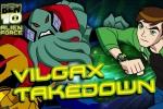 Ben 10 Alien Foce Vigilax Takedown