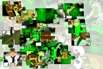 Ben 10 Alien Force Jigsaw Puzzle