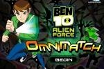 Ben 10 Alien Force Omnimatch
