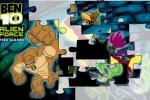 Ben 10 Alien Force Power Jigsaw Puzzle