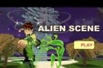 Ben 10 Alien Scene