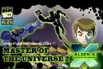 Ben 10 Alien X Master Of The Universe 2