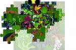 Ben 10 Aliens Jigsaw