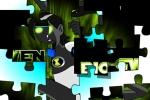 Ben 10 Bio Gwen Puzzle