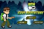 Ben 10 Cave Adventure