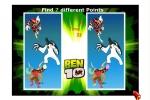 Ben 10 Find Different Points