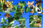 Ben 10 Protect The Earth Puzzle