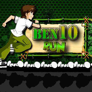 Ben10 Forest Run