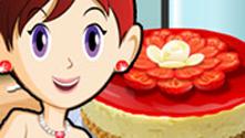 Berry Cheesecake: Sara