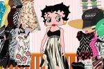 Betty Boop Cartoon Dress Up