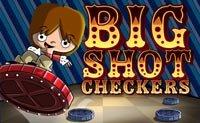 Big Shot Checkers - Dame