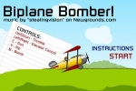 Biplane Bomber!