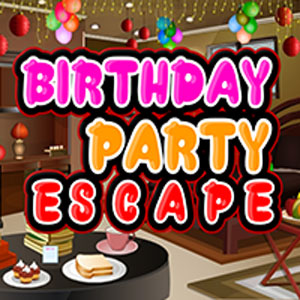 Birthday party escape