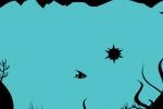 Black Fish Avoid The Mines