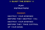 Blast The Enemy