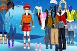 Blinky Winter Dressup