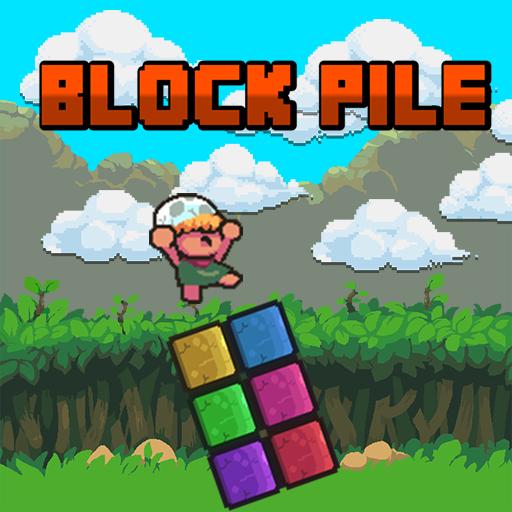 Block Pile