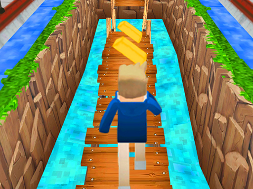 Blocky Runner