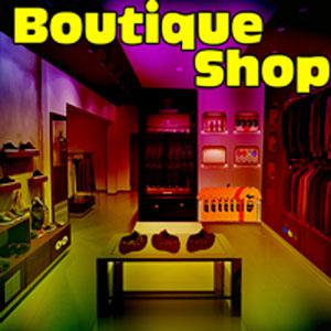 Boutique shop escape