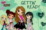 Bratz Kidz Getting Ready