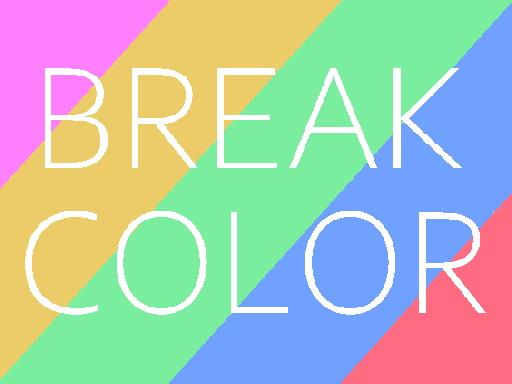 Break color