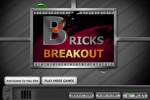 Bricks Breakout Game