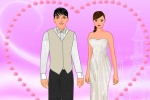 Bride and Groom Dress-up