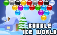 Bubble Ice World