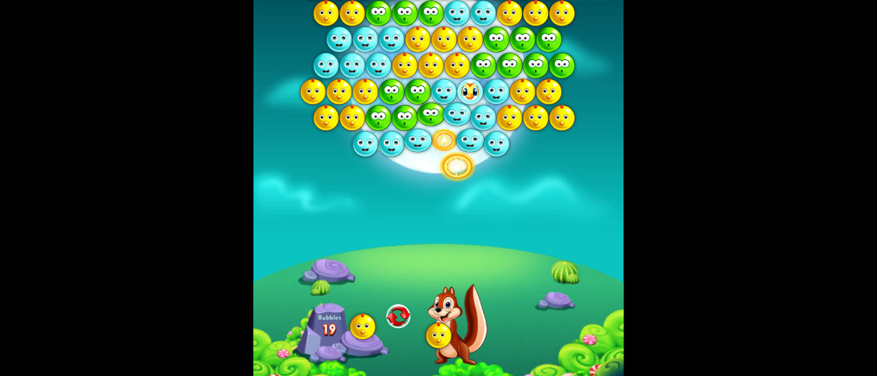 Bubble Shooter Pet