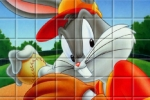 Bugs Bunny Baseball Sort The Tiles