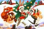 Bugs Bunny Christmas Jigsaw Puzzle