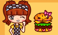 Burger Diner: Cook and Create