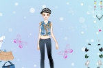 Butterfly Fashion Dress Up