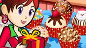 Cake Balls: Sara